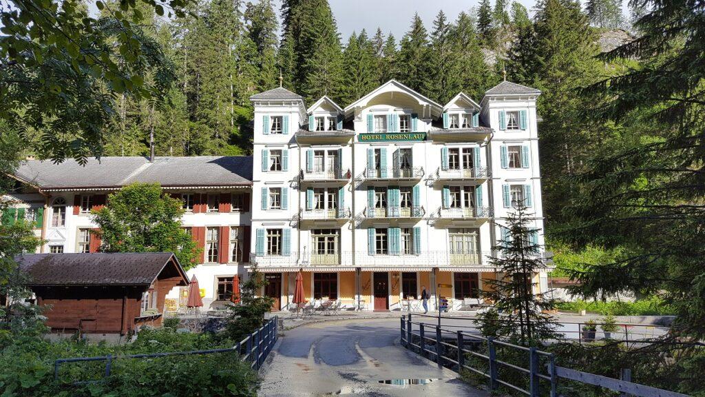 Hotel Rosenlaui