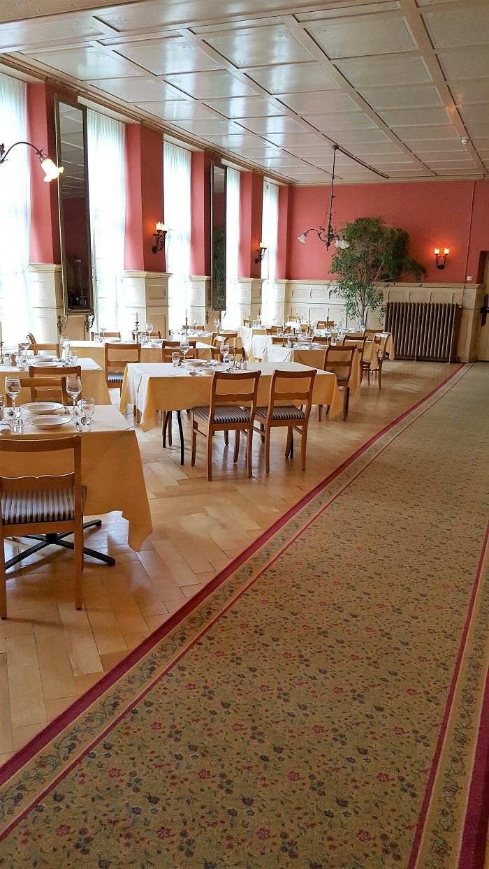 Hotel Rosenlaui Saal